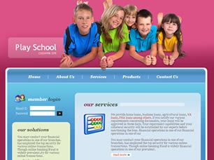 Free CSS Templates   Page #202